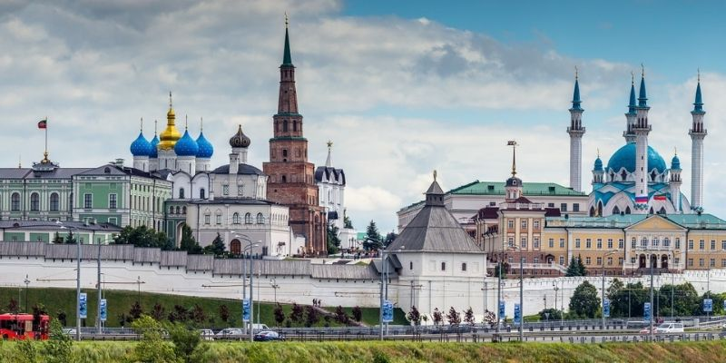 KAZAN: The Third Capital of Russia