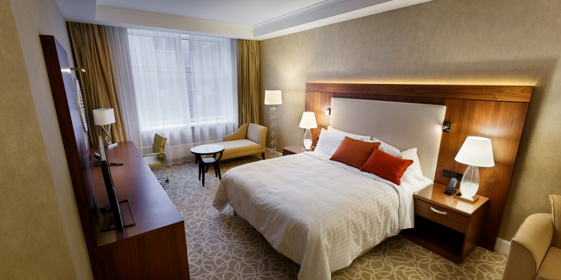 Moscow Marriott Hotel Novy Arbat 5* Special Offer