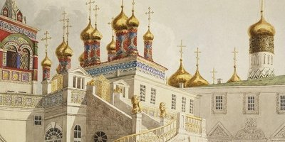 Moscow: The City of Golden Domes (4 days)